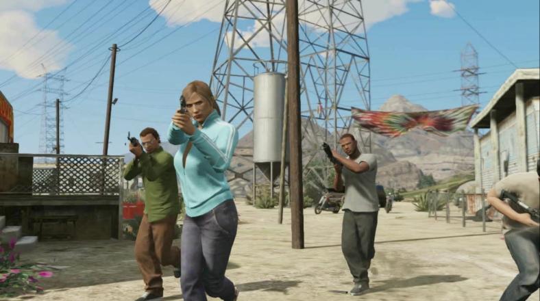 GTA-Online's-Deathmatch