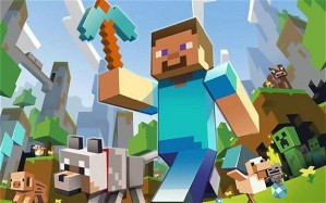 Minecraft and Nintendo seem like a match made in heaven!