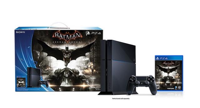 Batman limited edition ps4 console review/unboxing s. T. E. G.