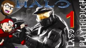 Title card - Halo LASO 1